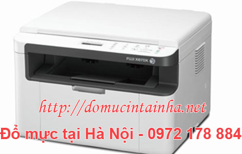 Đổ mực máy in Laser ĐCN Fuji Xerox M115w - in, scan, copy, wifi